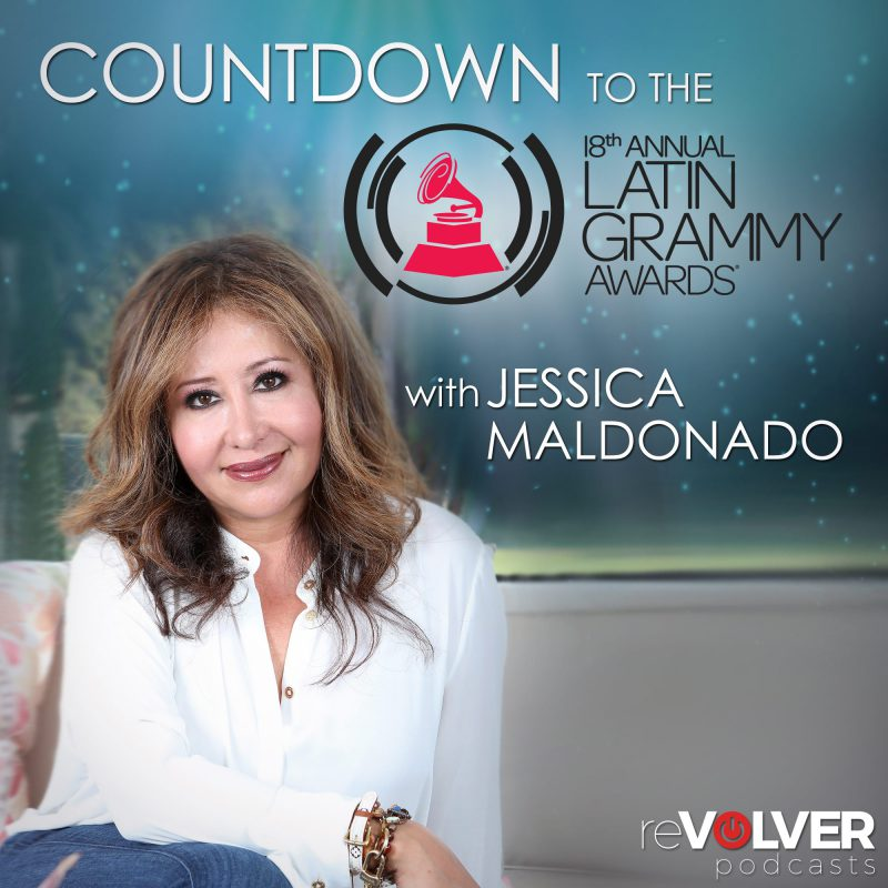 Countdown to the 18th Annual Latin GRAMMY Awards with Jessica Maldonado