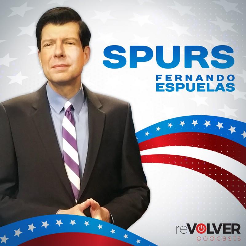 Spurs:  Fernando Espuelas