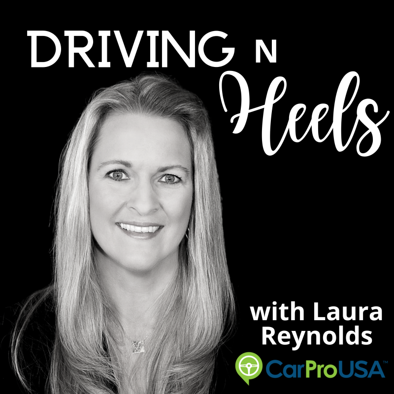Driving N Heels