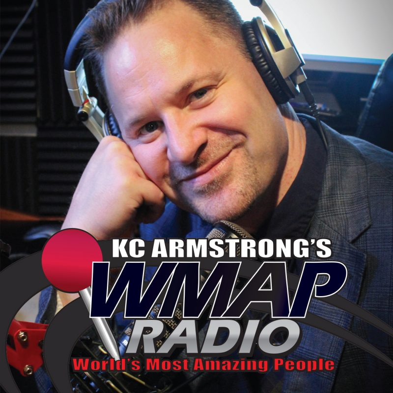KC Armstrong's World's Most Amazing People