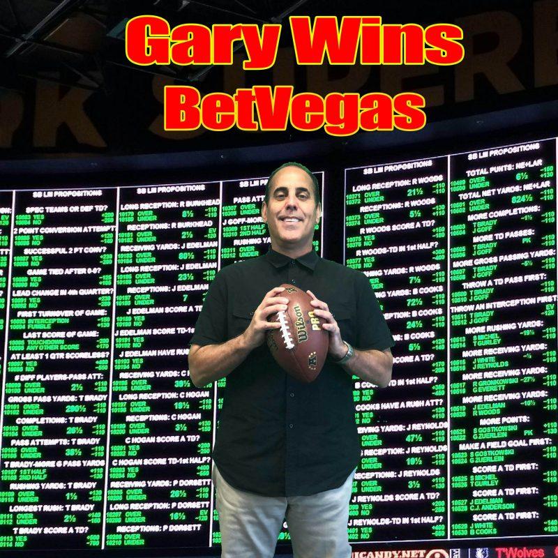 Gary Wins – BetVegas