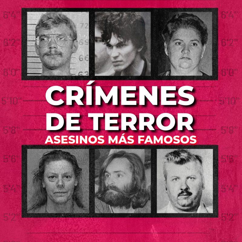 Crímenes de Terror